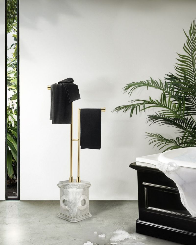 Interior Design Trends For A Luxury Home - Newton Washbasin