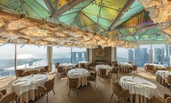 Jaan - 10 Luxury Restaurants You Need To Visit in Singapore