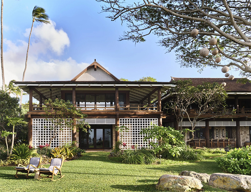 Martyn Lawrence Bullard - Eclectic And Welcoming Residences Kite Surfers Beach Estate 1