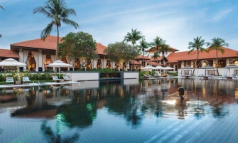 Where To Stay - 10 Best Luxury Hotels in Singapore - Sofitel Singapore Sentosa Resort and Spa