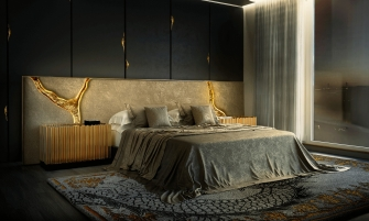 bedroom ideas How to Get a Luxurious American Home? Bedroom Ideas a luxury headboard 335x201