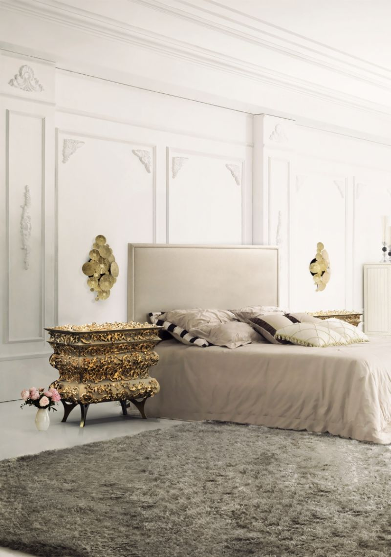 Luxury Bedroom Ideas - Your Private Oasis In Rainy London