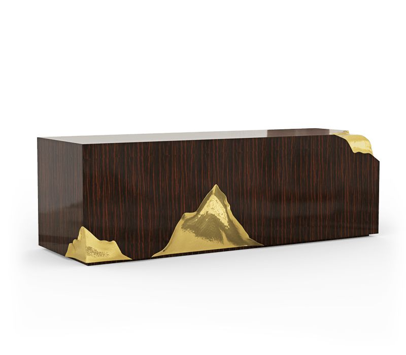 Discover the Incredible Limited Edition Collection by Boca do Lobo | empire desk