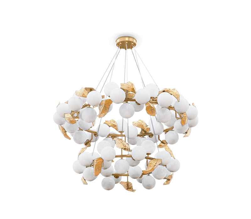 Luxury Furniture For An Arabic Interior Design hera round ii suspension lamp 02 boca do lobo