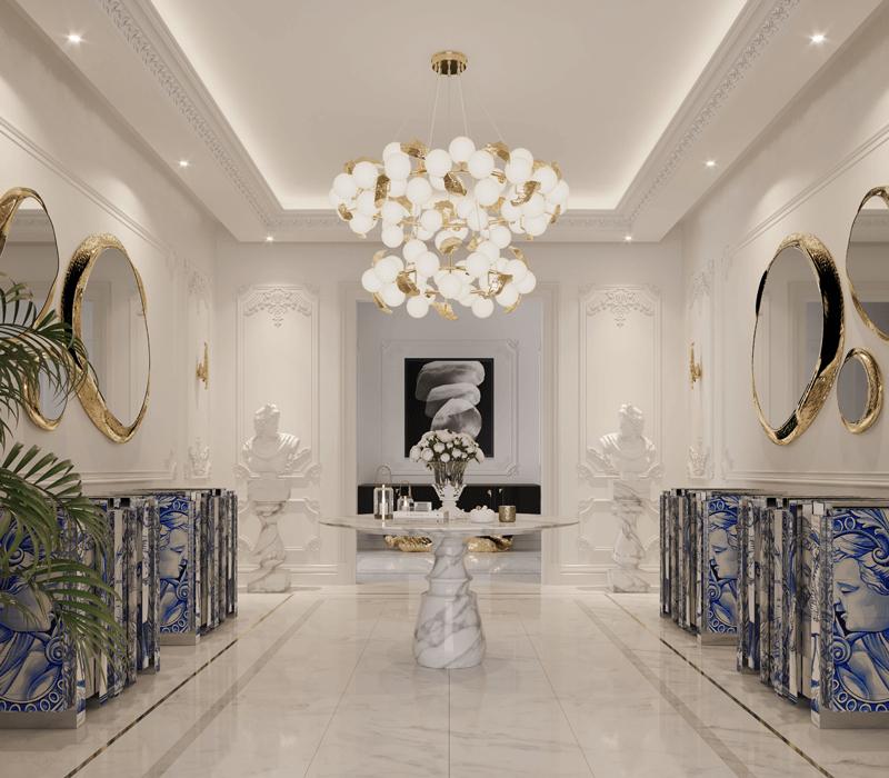 Luxury Furniture For An Arabic Interior Design hera round ii suspension lamp 03 boca do lobo