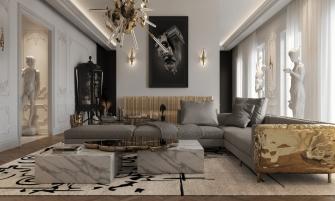 luxury furniture Luxury Furniture For An Arabic Interior Design imperfectio modular sofa 04 zoom boca do lobo 1 1 1 335x201