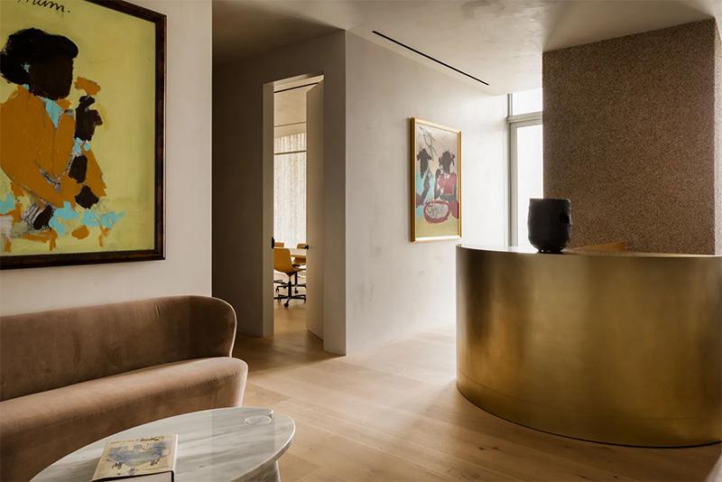 Jay-Z's Unpredictably Low-Key Office In L.A.   jay z office los angeles 1