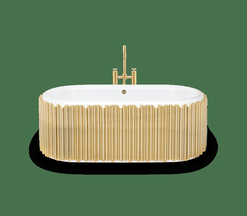 Luxury Home Furniture Ideas To Revamp Your Modern Home - symphony bathtub   symphony oval bathtub 01 boca do lobo