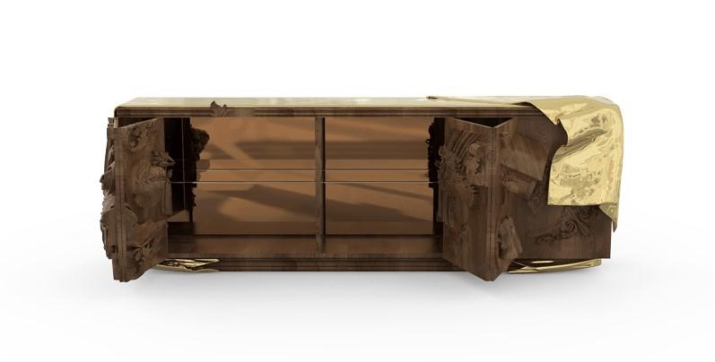 Luxury Furniture For An Arabic Interior Design voltaire walnut sideboard 05 boca do lobo