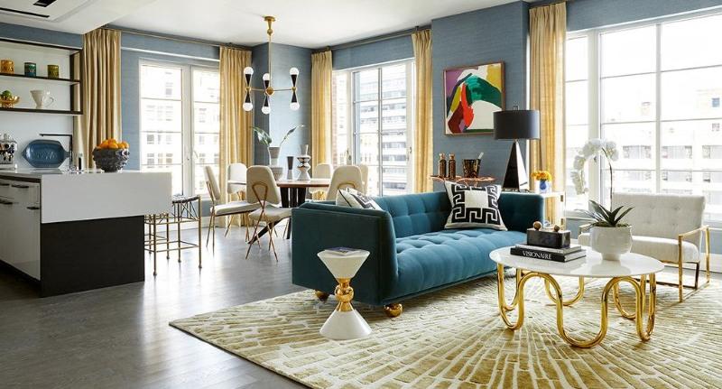 Jonathan Adler's Most Extraordinary Interior Design Projects