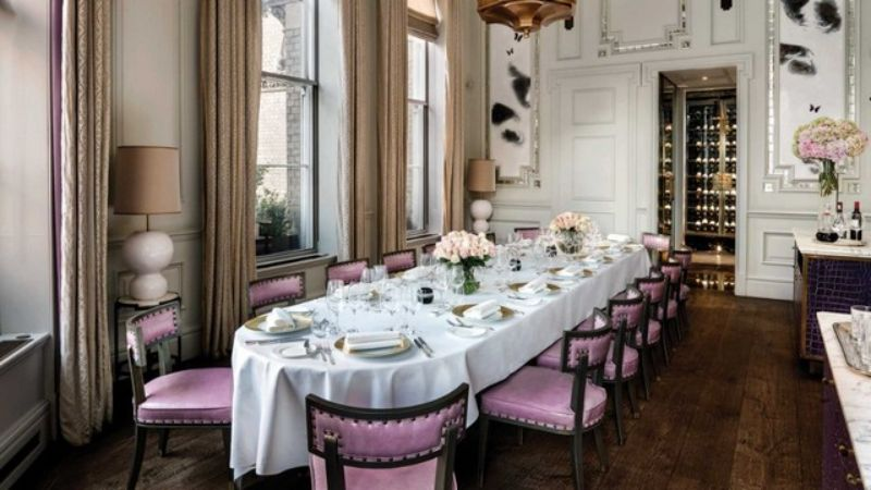 Best Dining Rooms Designed By David Collins