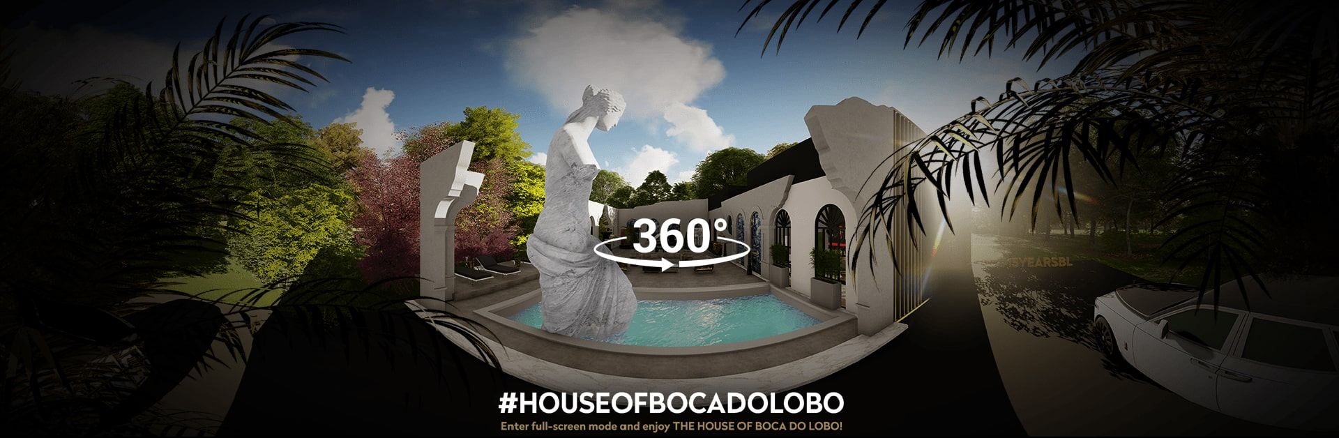 #HOUSEOFBOCADOLOBO - Enter full-screen mode and enjoy THE HOUSE OF BOCA DO LOBO!