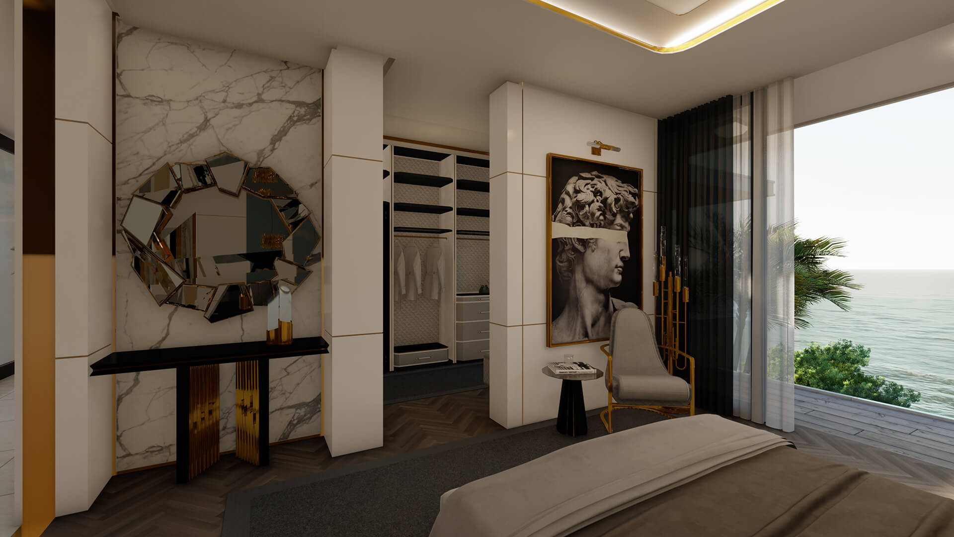 Luxxu Bedroom
