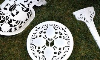 Studio Job designs a new garden furniture line for Seletti domus 01 studiojob seletti 335x201