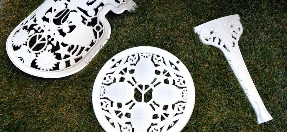 Studio Job designs a new garden furniture line for Seletti domus 01 studiojob seletti