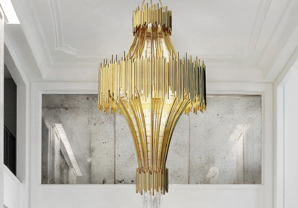 LIVING ROOM DECOR IDEAS: TOP 10 CHANDELIER TRENDS cover27
