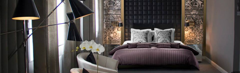 Boca do Lobo launches the Master Bedroom Collection  Boca do Lobo launches Master Bedroom Collection suite