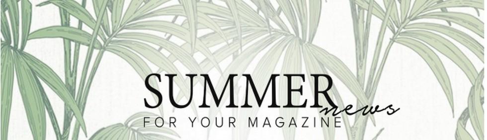Summer News by Boca do Lobo summer