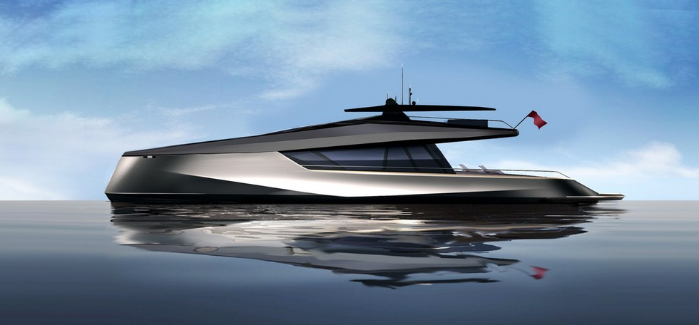 THE NEW SUPERYACHT CONCEPTS FEAT