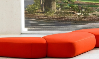 Colourful Modular Seating by Noé Duchaufour-Lawrance colourful modular seating by noe duchaufour lawrance 335x201