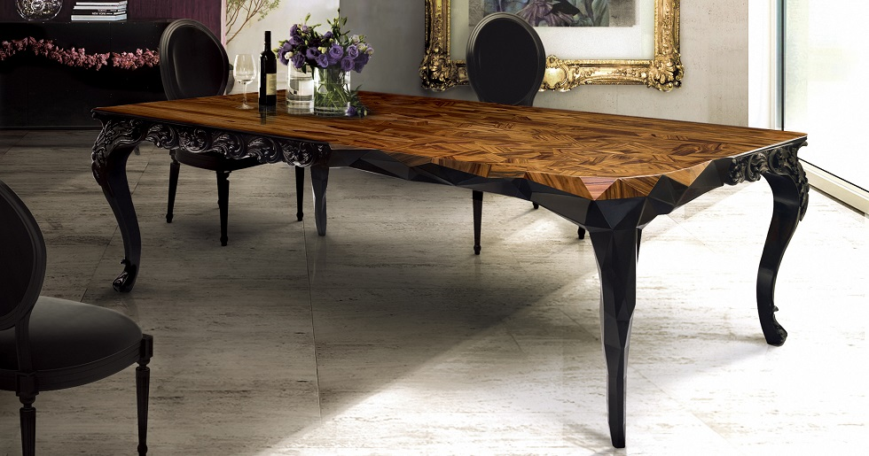 Boca do Lobo New Release – TABLE TRENDS FOR YOUR DINING ROOM cover12