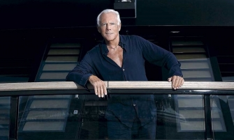 Giorgio Armani Presents its Yacht's Interiors  Giorgio Armani Presents its Yacht's Interiors cover5 335x201