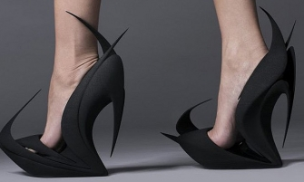 The Re-Inventing Shoes project by United Nude and 3D systems cover8 335x201