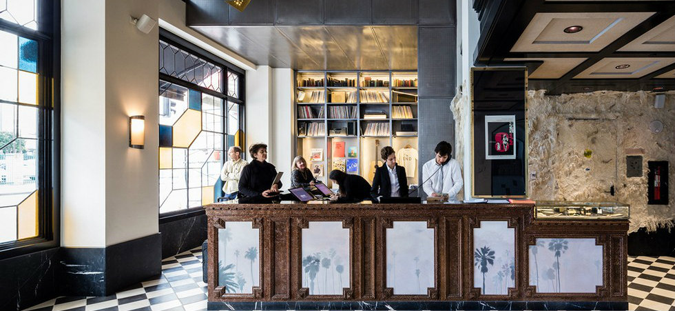 Commune designs the new New Ace Hotel in Los Angeles feat27