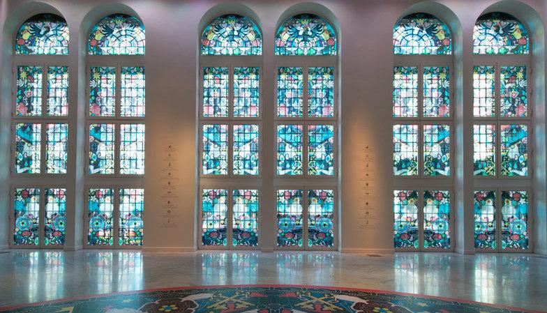 glass-windows-by-studio-job-at-futopia-faena-exhibition  Glass Windows by Studio Job at Futopia Faena Exhibition glass windows by studio job at futopia faena exhibition