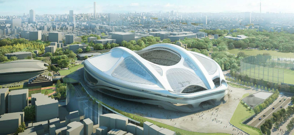 zaha-hadids-tokyo-2020-olympic-stadium-scrapped (2)  Zaha Hadid's Tokyo 2020 Olympic Stadium Scrapped zaha hadids tokyo 2020 olympic stadium scrapped 2