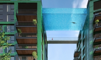 New Sky Pool at London's Nine Elms District new sky pool at londons nine elms district2 335x201