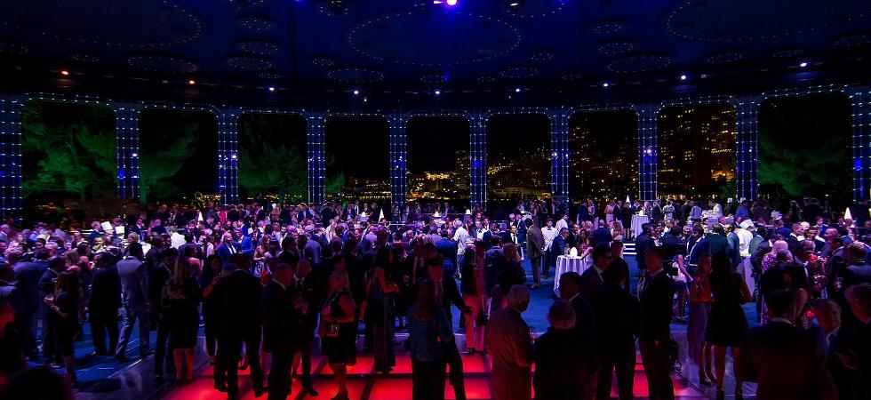 2015 Monaco Yacht Show Gala Marks 25 Years 2015 monaco yacht show gala marks 25 years