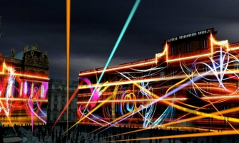 LONDON RECEIVES THE LUMIERE LIGHT ART FESTIVAL  LONDON RECEIVES THE LUMIERE LIGHT ART FESTIVAL feat2 335x201