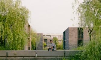 David Chipperfield Develops Stone Apartments in Hangzhou Marshland Xixi Wetland Estate David Chipperfield dezeen 1568 14 335x201