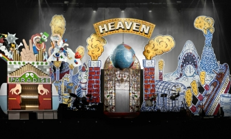 Studio Job Develops Stage for Mika's New Tour studio job develops stage for mikas no place in heaven tour 91 335x201