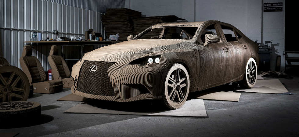"the-origami-car-by-lexus  The ""Origami Car"" by Lexus the origami car by lexus"