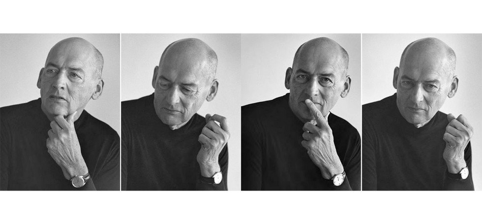 REM KOOLHAAS WINS THE FACTORY DESIGN PROJECT  REM KOOLHAAS WINS THE FACTORY DESIGN PROJECT feat16