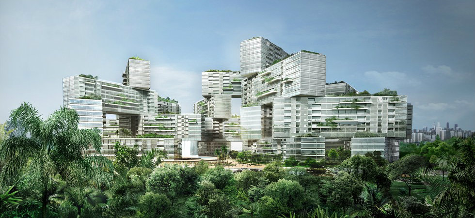 THE BUILDING OF THE YEAR WINNER - THE INTERLACE, SINGAPORE  THE BUILDING OF THE YEAR WINNER – THE INTERLACE, SINGAPORE feat9