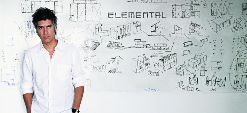 Alejandro Aravena Alejandro Aravena to Receive 2016 Pritzker Prize ARAVENA by Cristobal Palma