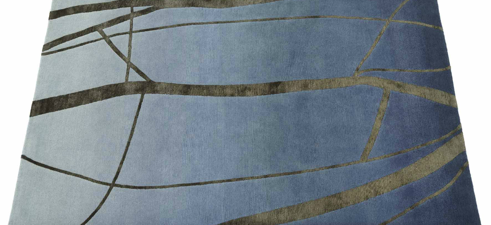 Maison et Objet Maison et Objet – Illusory Carpet and Rug Collection by Deirdre Dyson Twilight P HR