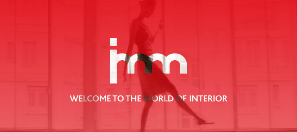 IMM Cologne Design News and Highlights from IMM Cologne IMM Cologne Feel the pulse of the furnishing world 12 950x425