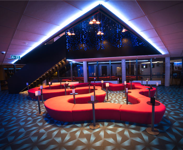 Karim Rashid A new Magic Design Hotel in Norway: Decór by Karim Rashid axo light magic hotel bergen 1
