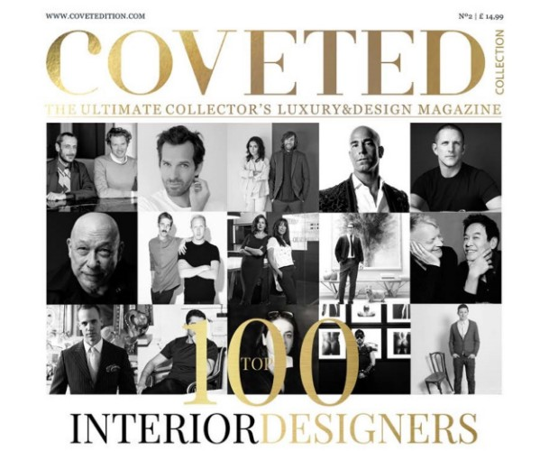 interior designers Coveted Magazine: Top 100 Interior Designers | Italy Sem T  tulo 2