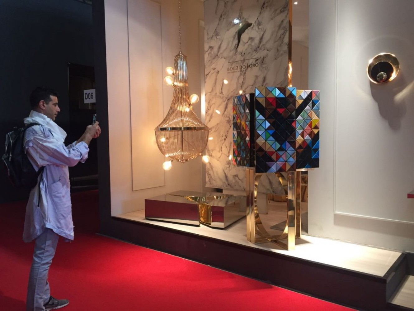 salone del mobile Boca do Lobo at Salone del Mobile 2017 – Day 1 WhatsApp Image 2017 04 04 at 09