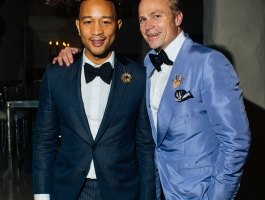 john legend's private dinner John Legend's Private Dinner at Boisset's Home Napa Valley Celebrity and Event Photographer 0044 265x200