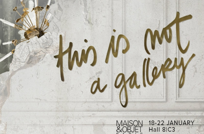 "maison et objet ""This is Not A Gallery"" Boca do Lobo's Concept for Maison et Objet'19 featured 700x460"