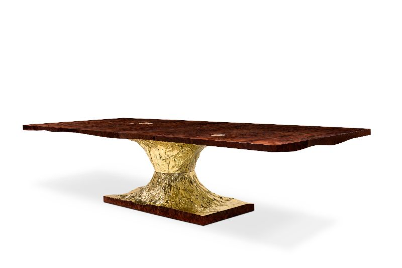 maison et objet Timeless Interiors From Boca do Lobo At Maison Et Objet 2020 metamorphosis dining table 02 hr