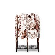 d heritage cabinet w 110 cm d 60 cm h 165 cm