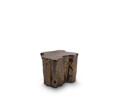 Eden Ceramic Side Table, Contemporary Design by Boca do Lobo