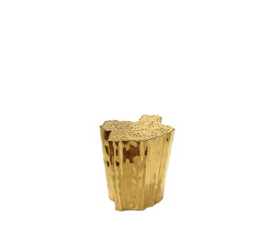 Eden Gold Side Table, Contemporary Design by Boca do Lobo